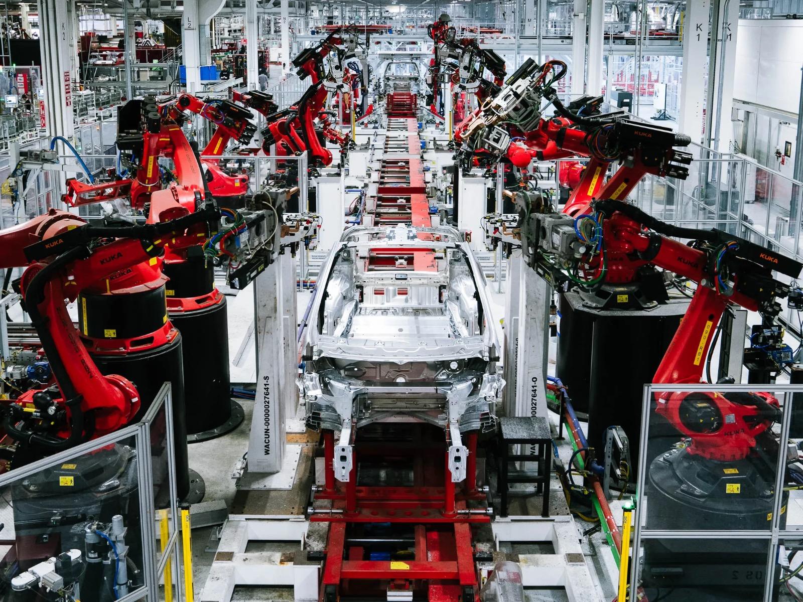 Tesla is een technologiebedrijf