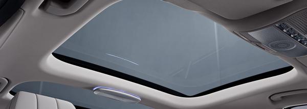 Model 3 - Fixed Roof Glass Sunroof