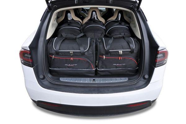 Reistassen op maat voor Tesla Model X