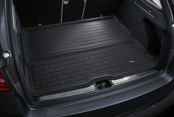 Model S - Allweather interior mat MAXpider 3D for Trunk
