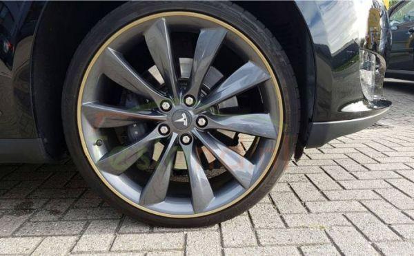 set AlloyGators Wheelprotection