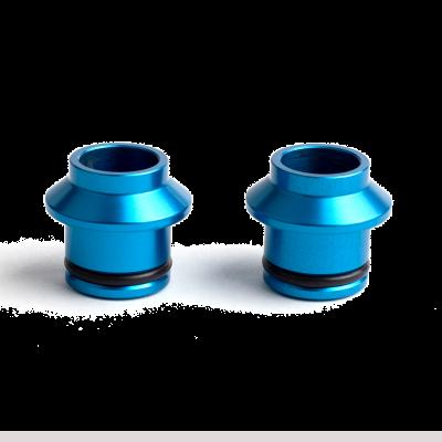 Huske 15mm plugs (blue)