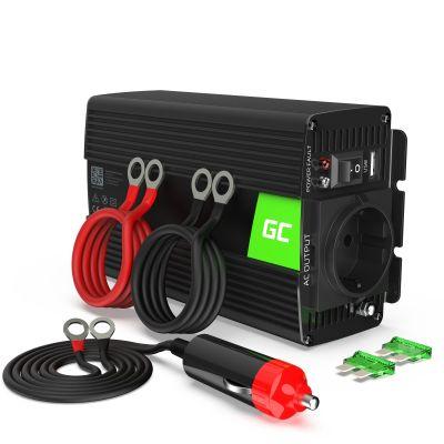Omvormer 12V tot 230V / 300W/600W