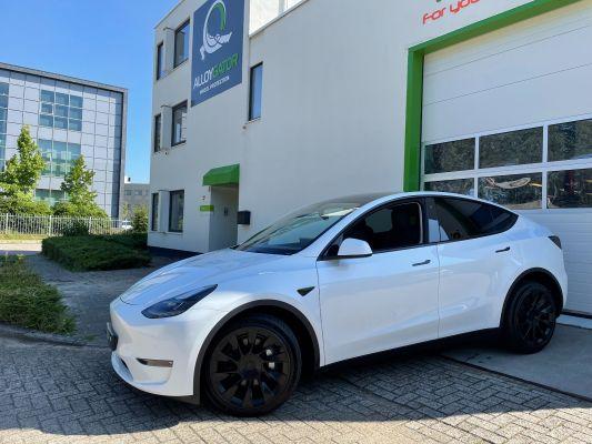 Tesla Model Y - Auto wrap