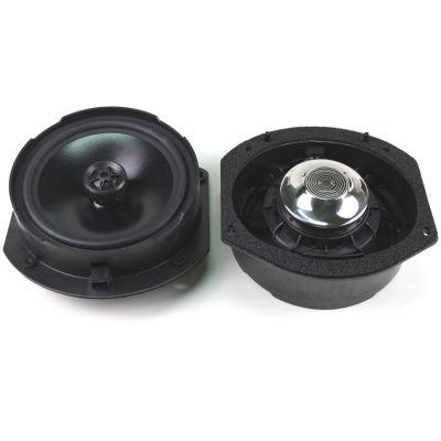 Model S - Audio upgrade AudioCircle achterportieren