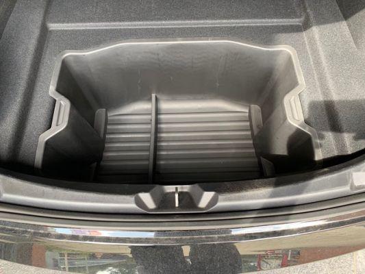 Model 3 - Kofferbak krat