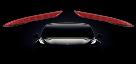 Model 3 - Achterbumper Dynamische Achterlicht Set