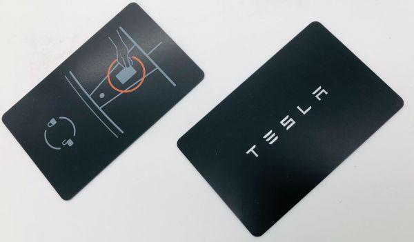 Model 3 - Keycard / Sleutelkaart