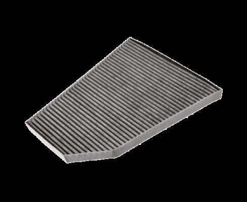 Model X - Interior filter - blue print