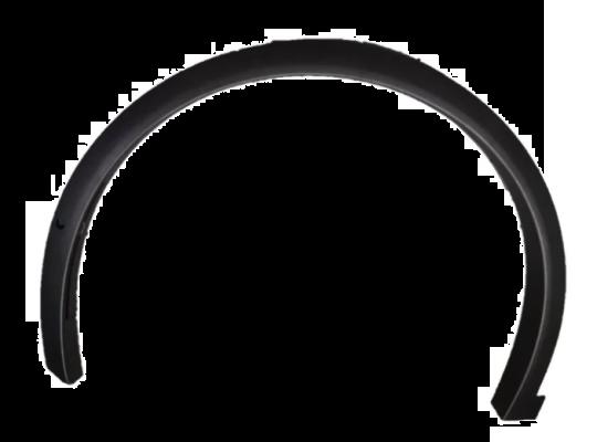 Model X - Fender Garnish Rear - Right