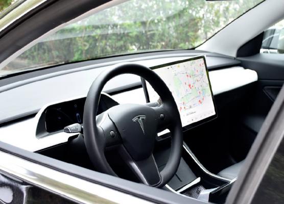 Model 3/Y - Dashboard paneel incl. LCD display