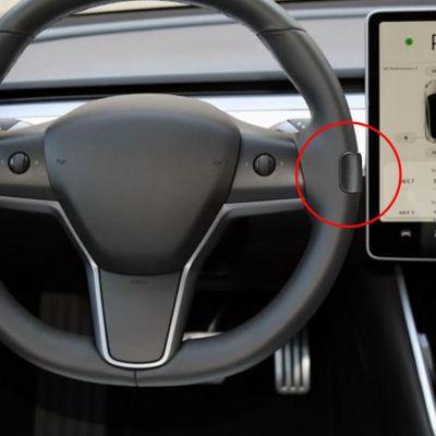 Tesla Model 3/Y Snap-On Stuurwiel Gewicht (Autopilot Booster)