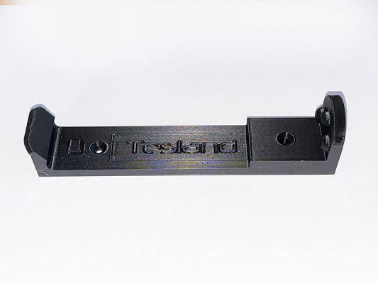 Clip houder voor CCS Adapter