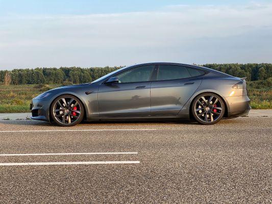 Model S - Verlaging set