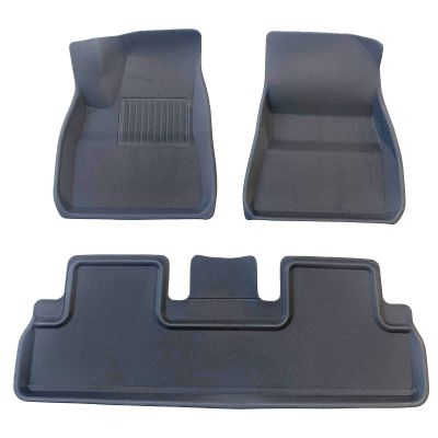 Model 3 - Allweather interior mats 3D for Interior