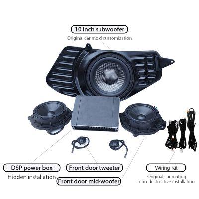 Audio upgrade Premium for SR and SR+