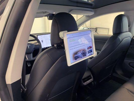 Model 3/Y - Tablet houder voor achterbank passagiers
