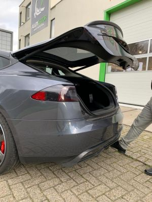 Model S - Voetsensor voor de Trunk