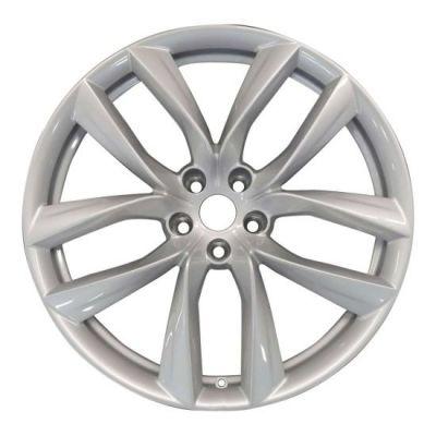 "Model S - Set original Tesla wheels type Arachnid 21"""