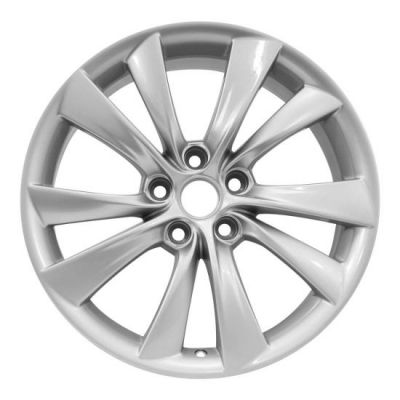 "Model S - Original Tesla wheel type Cyclone 19 """