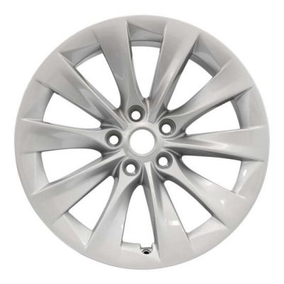 "Model S - Set original Tesla wheels type Slipstream 19"""