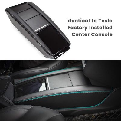 Center Console Insert Model S