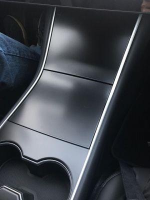 Model 3 - Middenconsole wrap