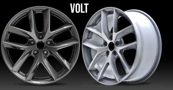 """Set Wielen""""Volt""""19"""" voor Tesla Model 3 met banden en TPMS"""