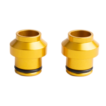 Huske 15mm x 110mm boost plugs for Huske (gold) 655257626567