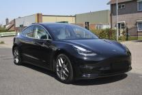Wielenset voor Tesla Model 3.