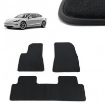 Model 3 interieur velours matten set