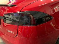 Achterlichten tinten voor Tesla Model S