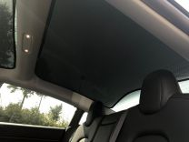Tesland Tesla Model 3 Glass Roof Sunshade