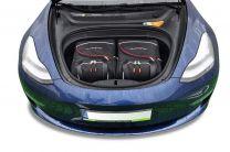 Reistassen op maat voor Tesla Model 3