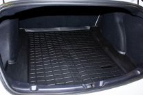 Model 3 - Allweather mat voor de Trunk