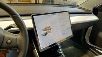 Model 3/Y - Draaibare bevestiging voor uw display