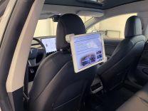 Model 3 Y. Tablet houder voor achterbank passagiers