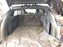 waterbestendige kofferbak beschermhoes Tesla Model X ingebouwd 2 | tesland.com