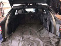 waterbestendige kofferbak beschermhoes Tesla Model S ingebouwd | tesland.com