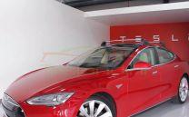 Whispbar dakdrager voor Tesla gemonteerd | tesland.com