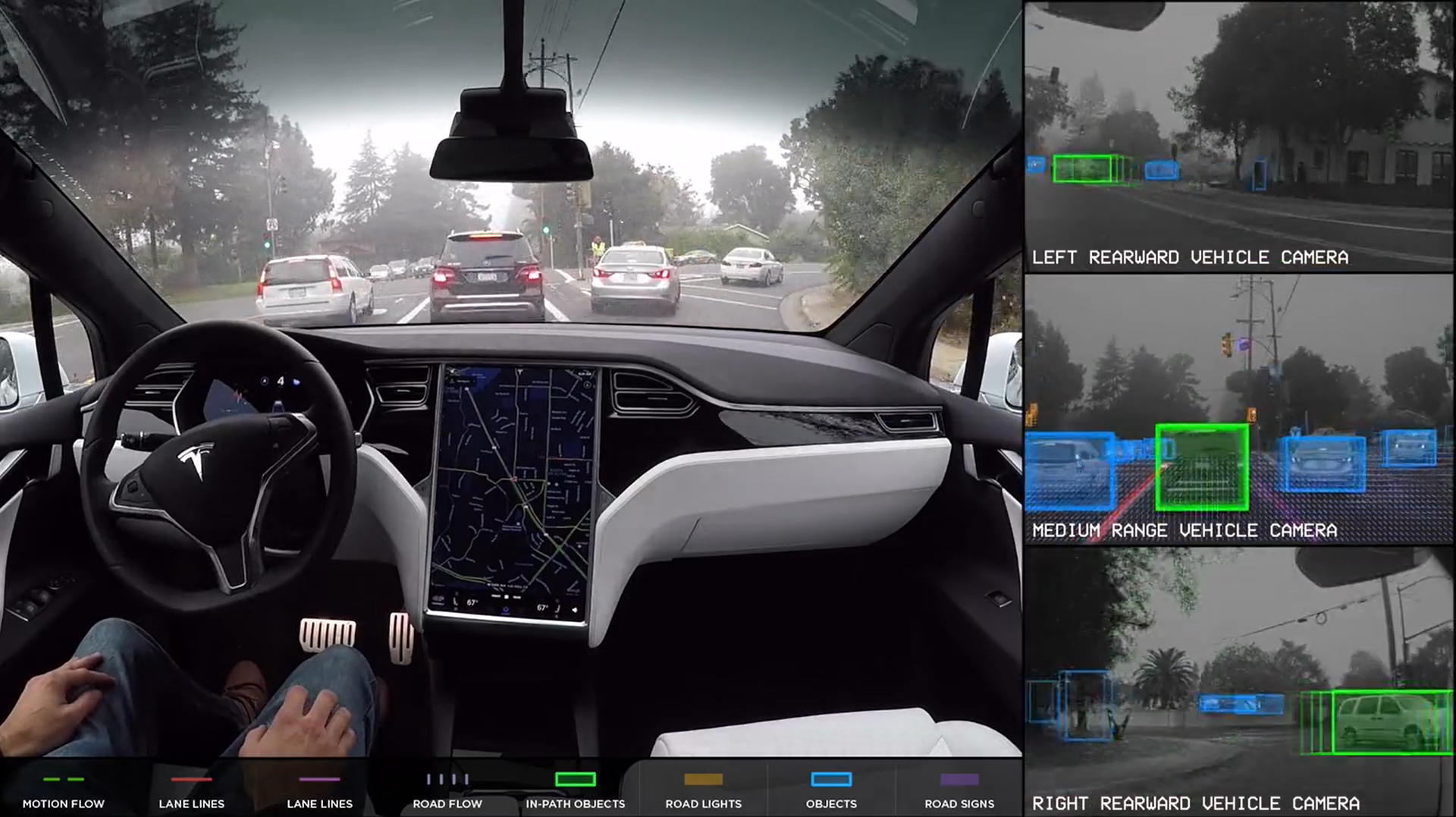 De adembenemende kansen voor Tesla Full Self Driving