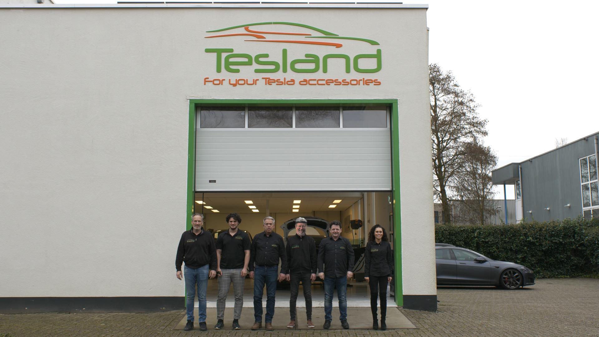 Team Tesland