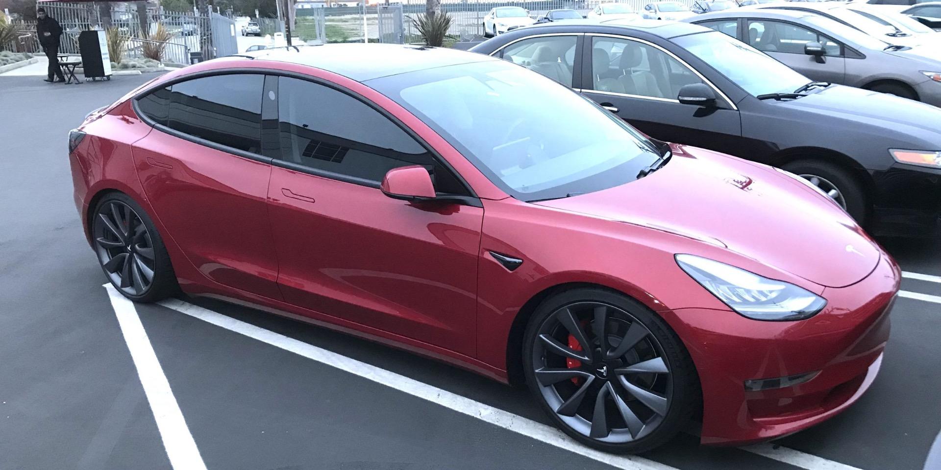 FRanz's Tesla Model 3